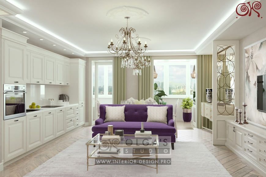 To Order A Kitchen Interior Design At A Price From €25 Per Square Meter In Vilnius