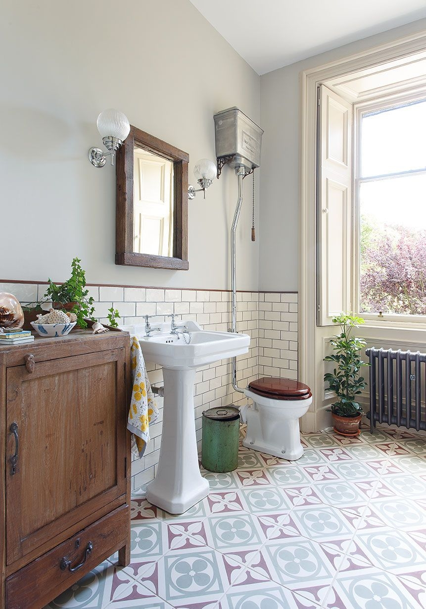 Traditional Bathroom Ideas 19 Ways To Create A Period Bathroom  Real Homes