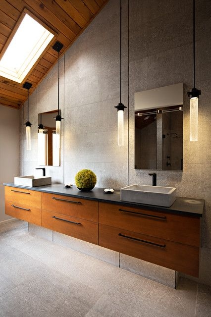 Urban Zen Spa Bath  Contemporary  Bathroom  Other Lauren Levant Interior