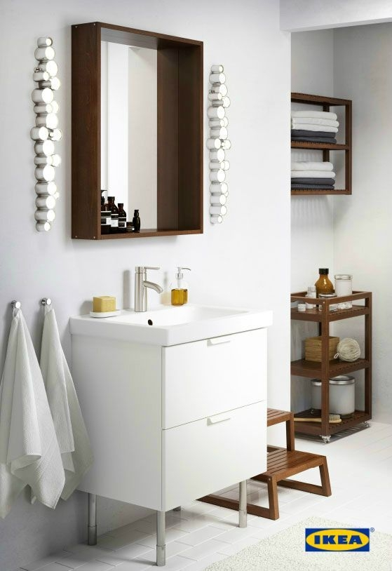 Us  Furniture And Home Furnishings  Ikea Bathroom Small Bathroom Bathroom Stand