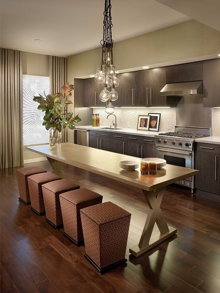 Warm Modern Interiorskenneth Brown Design  Condo Interior Condo Interior Design Interior
