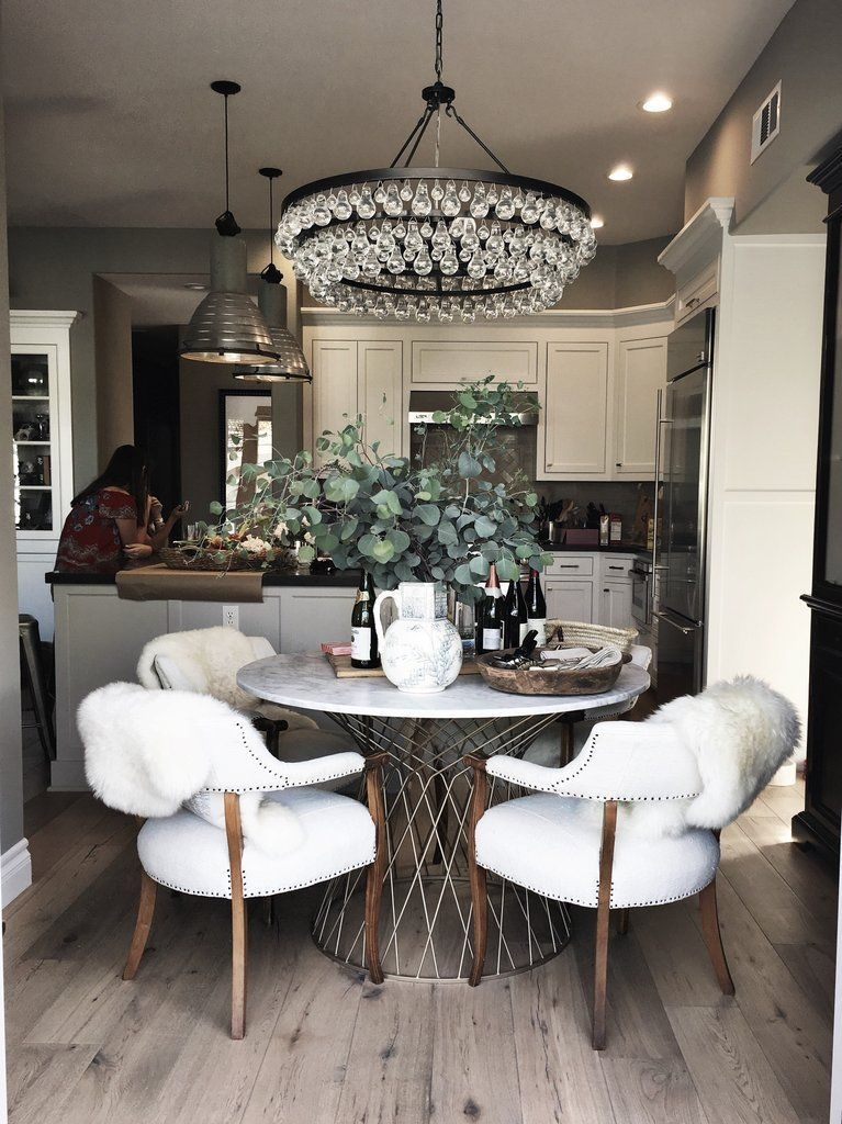 Weekend Wishes Weekend Sales  Dining Table Dining Room Design Round Kitchen