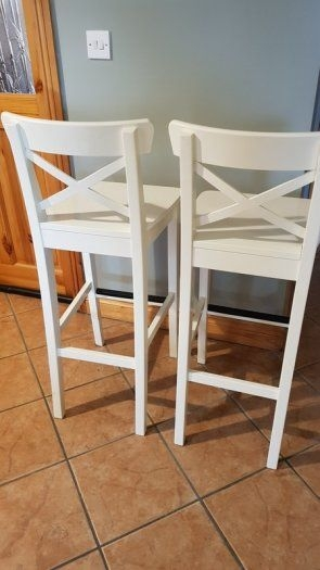 White Kitchen Island Chairs For Sale In Kinnegad Westmeath From Bstafford