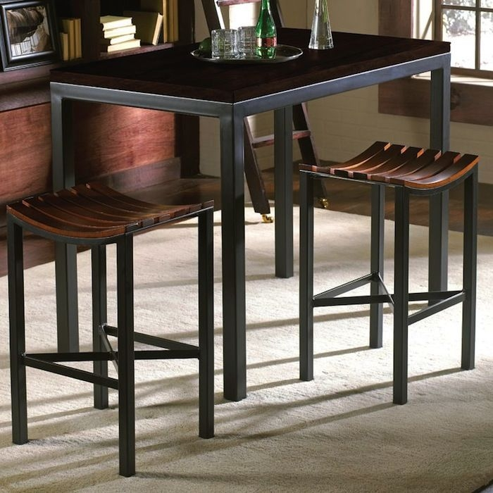 Pub Tables In The Kitchen  Artisan Crafted Iron Furnishings And Decor Blog